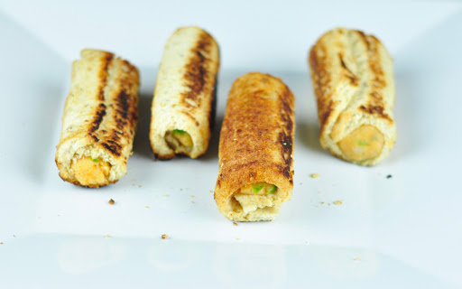 bread potato roll
