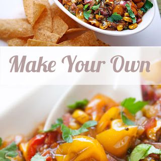 Roasted Yellow Tomato Salsa Recipe with Cilantro