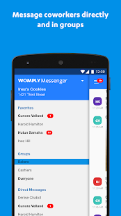 Womply Messenger- screenshot thumbnail