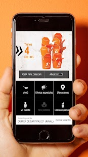 Wok To Walk App: miniatura de captura de pantalla
