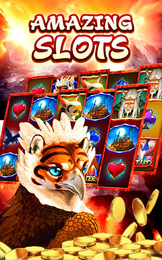 Mighty Griffin Vegas Slots