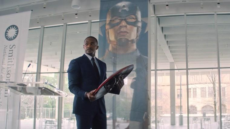 The Falcon And The Winter Soldier Episode 1 Breakdown & Easter Eggs  Explained