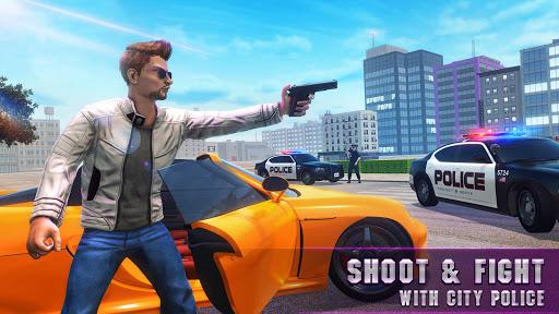 Grand Miami Gangster Crime City Simulator 1.0.4 screenshots 2