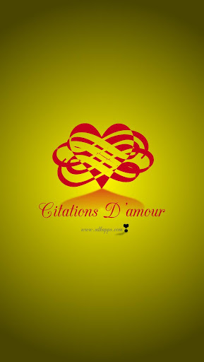 Citations D'amour en Francais