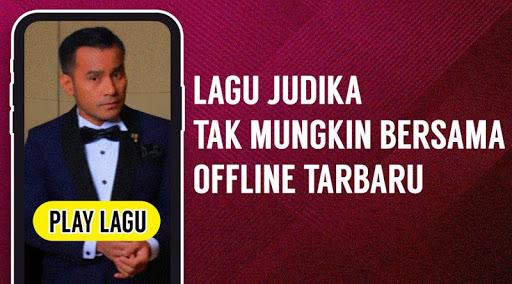 Lagu Judika Tak Mungkin Bersama Offline Terbaru screenshots 1