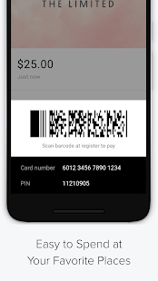 Slide - Buy & Store Gift Cards- screenshot thumbnail
