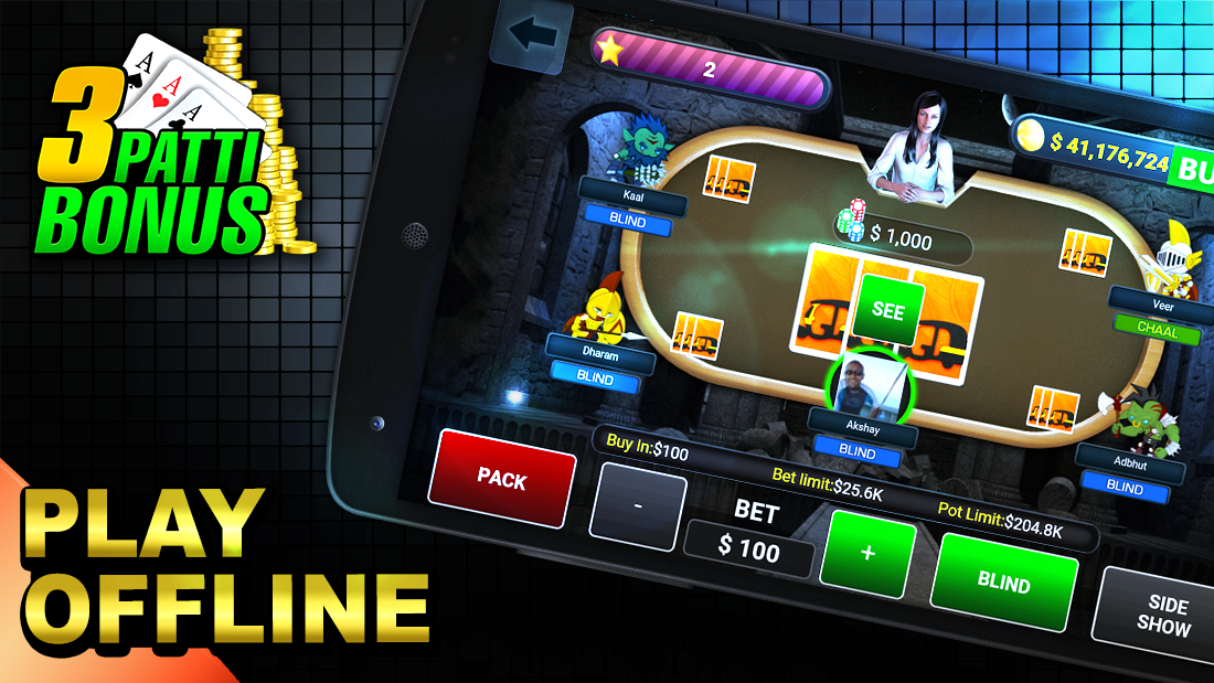 Game casino offline android