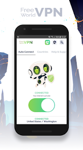 Free VPN World For Pc – Download In Windows 7/8/10 & Mac 2