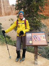 """Photo: One of the stops on the """"Hike the Hoodoos"""" challenge. Great idea to encourage exploration in the park."""