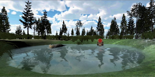 Dino World VR Screenshot