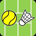 競技ペア決めコート振り分けアプリ icon