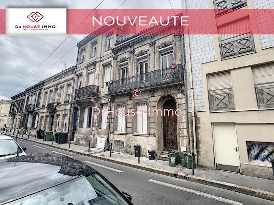Vente maison 10 pièces 230 m2 à Bordeaux