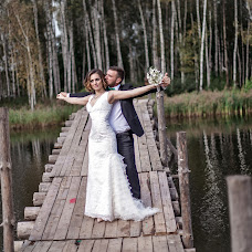 Wedding photographer Alina Knyazeva (AlinaIgorevna). Photo of 15.11.2016