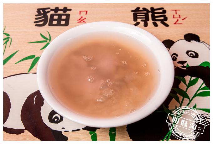 張家豪台式功夫甜品芋頭湯
