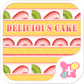 Sweets Theme-Yummy Cake-