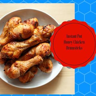 Instant Pot Chicken Drumsticks Recipe