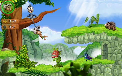 Jungle Adventures 2 MOD Apk 47.0.26.7 (Unlimited Bananas) 1