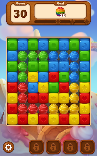 Sweet Blast: Cookie Land 20.0618.00 screenshots 10