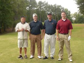 Photo: Sponsor: Zenergy Technologies (Team members not in order) Chris Laney, David Dang, Shaun Bradshaw, David Horne