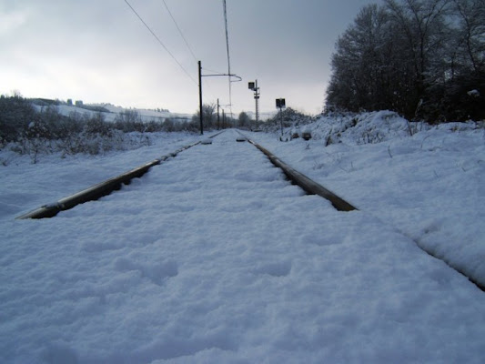 White Railway di lauretta