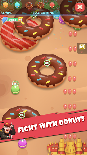 Candy Tank Hero - Merge&Idle Game apktram screenshots 8