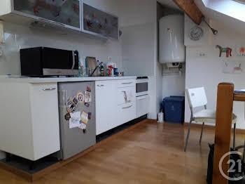 Studio 21,89 m2