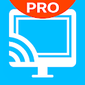 Video & TV Cast + LG Smart TV   HD Video Streaming icon