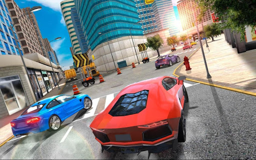 Furious Deadly Car Racing screenshot 1