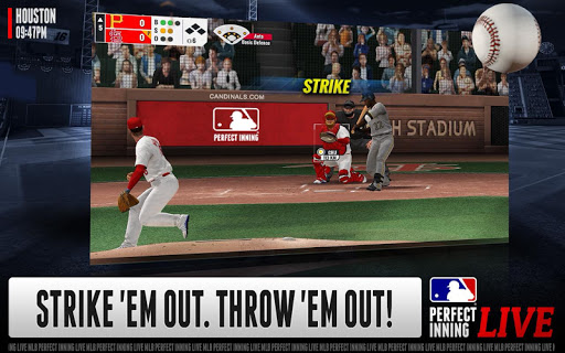 MLB Perfect Inning Live 1.0.8 screenshots 5