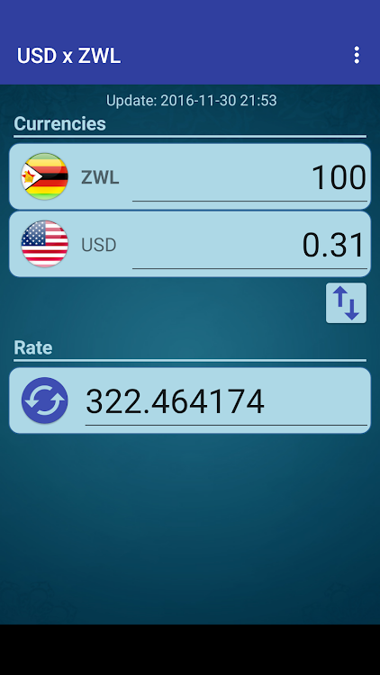 Us Dollar To Zimbabwe Android S Agg