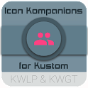 Icon Kompanions for KLWP/KWGT