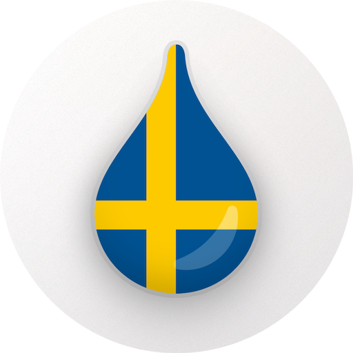 Drops: Learn Swedish language and words for free for PC