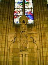 Photo: Etapa 18 a. Vitralls catedral i La Virgen Blanca. Segle XIII / XIV. León