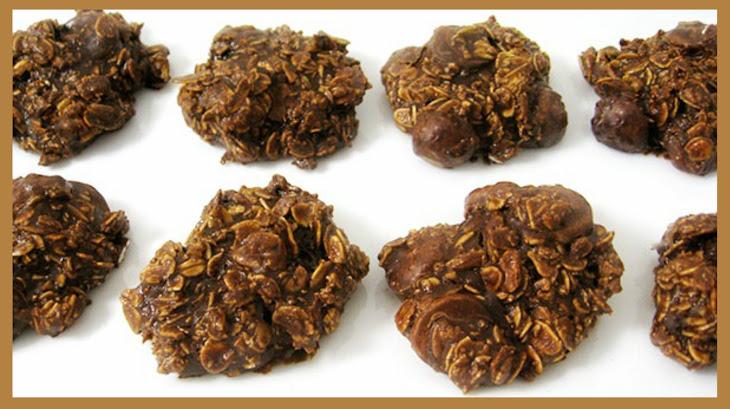 Gluten Free Double Chocolate Oatmeal Cookies Recipe