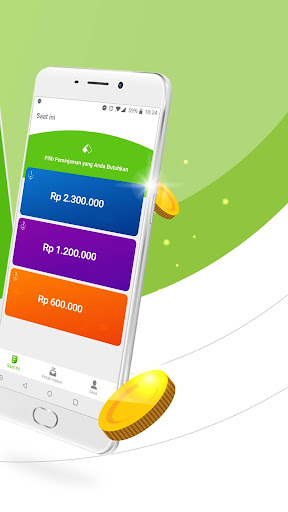 Kredit Pintar - Pinjaman Uang Tunai Dana Rupiah 1.5.5 screenshots 2