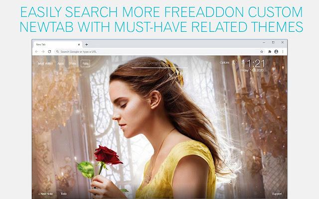 Emma Watson Wallpaper HD Emma Watson New Tab