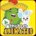 Animated WAStickerApps - Cute Bunny Sticker icon