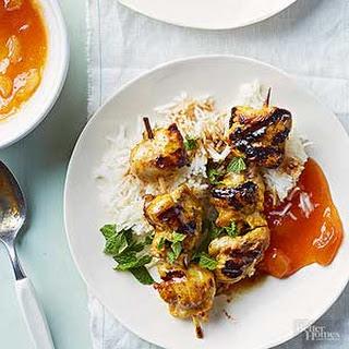 Quick Tandoori-Style Chicken