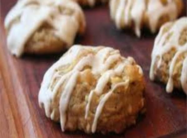 Orange  Lunch Box Cookies Recipe