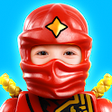 Costume Ninja - Construction Toys icon