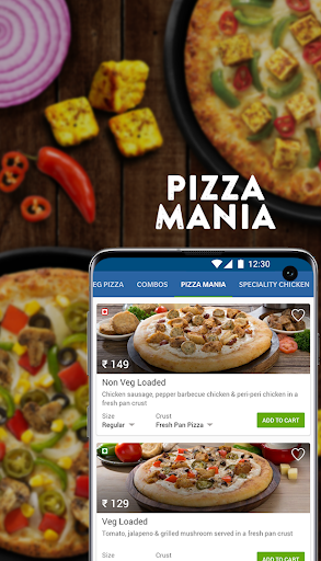 Domino's Pizza Online Delivery 8.1.3 screenshots 3