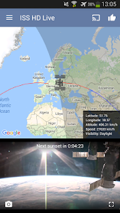 ISS HD Live | For family screenshot 7