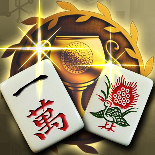 雀卓の神2-麻雀グランプリ‐ 棋類遊戲 App LOGO-APP開箱王
