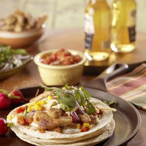 Velveted Pork Tacos