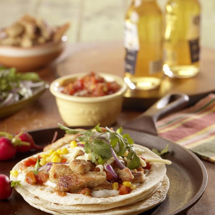 Velveted Pork Tacos Recipe