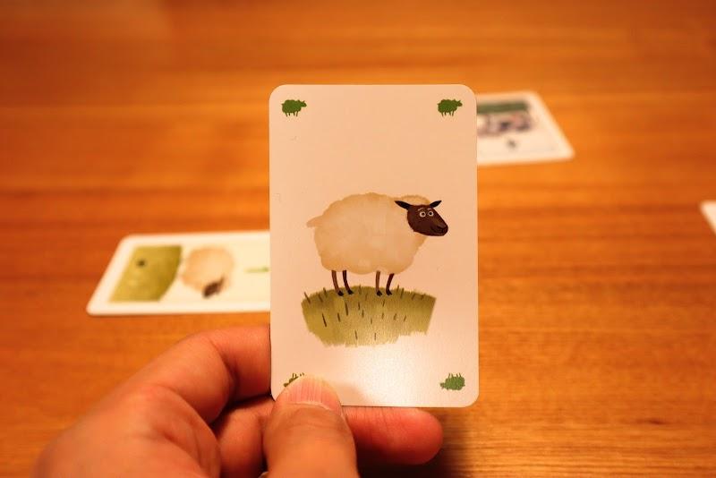 ヒツジ:【ボードゲームレビュー】おろかな牛/愚かな牛