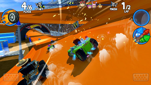 Screenshot for Beach Buggy Racing 2 in United States Play Store