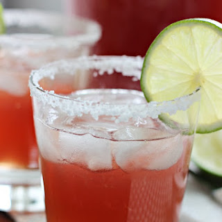 Cherry Limeade Margaritas Recipe