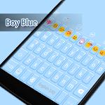 Boy Blue Eva Keyboard -Diy Gif