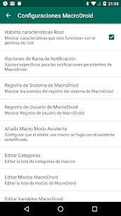 MacroDroid Pro – Automatización 8